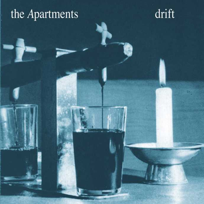 Cover THE APARTMENTS  - Could I Hide her Here ?